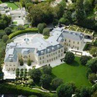 現代アメリカの豪邸